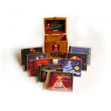 Mannheim Steamroller ULTIMATE XMAS COLLECTION CD
