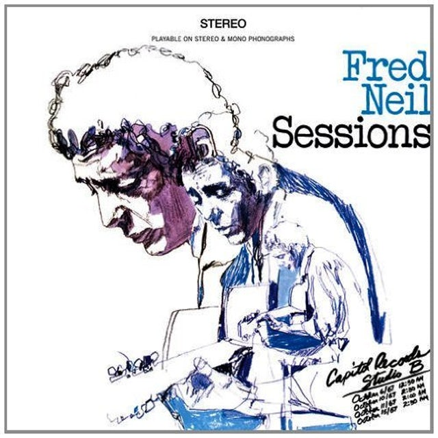 Fred Neil SESSIONS CD