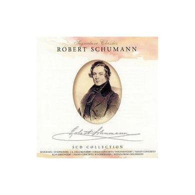 Schumann SIGNATURE CLASSICS: MASTER WORKS / MEISTERWERKE CD