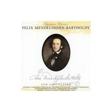 Mendelssohn-Bartholdy SIGNATURE CLASSICS: MASTER WORKS / MEISTERWERKE CD