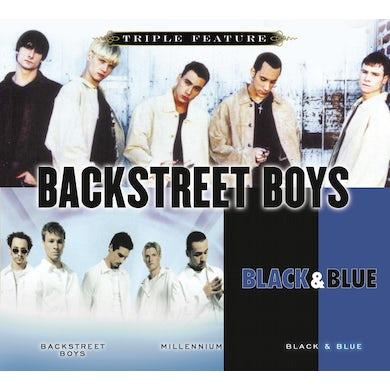 Backstreet Boys TRIPLE FEATURE CD