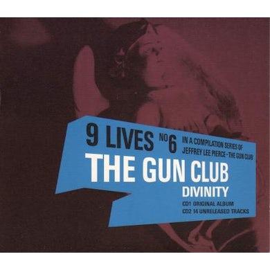 The Gun Club DIVINITY Vinyl Record