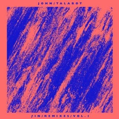 John Talabot FIN REMIXES PART 1 Vinyl Record