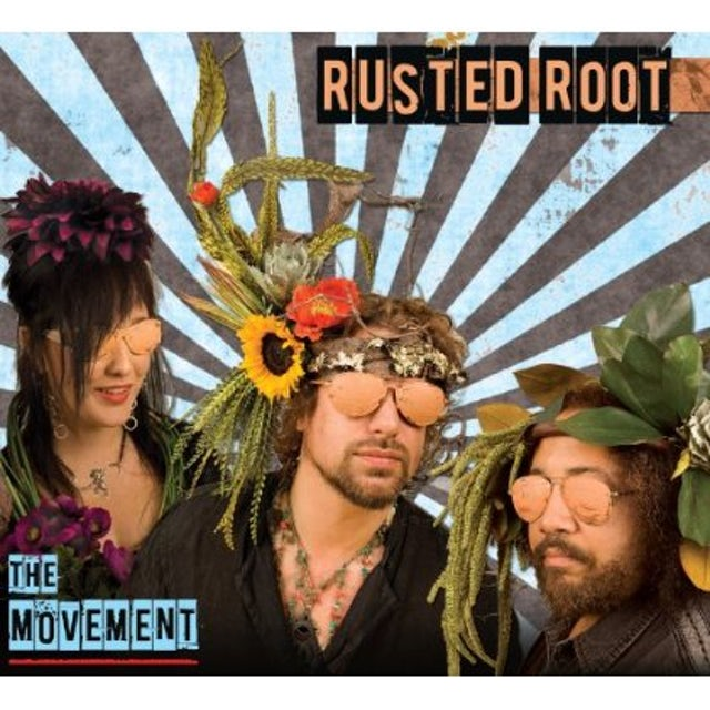 Rusted Root MOVEMENT CD