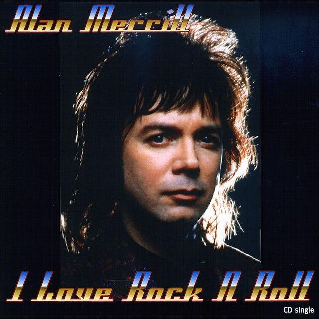 Alan Merrill I LOVE ROCK N ROLL CD