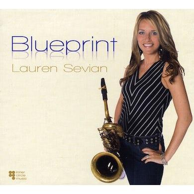 Lauren Sevian BLUEPRINT CD