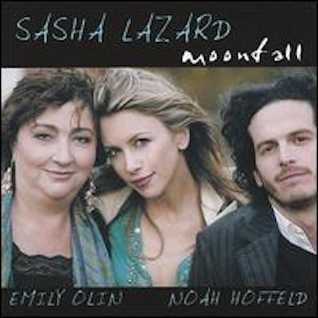 Sasha Lazard MOONFALL CD