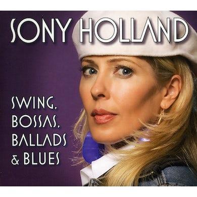 Sony Holland SWING BOSSAS BALLADS & BLUES CD