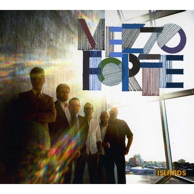 Mezzoforte ISLANDS CD