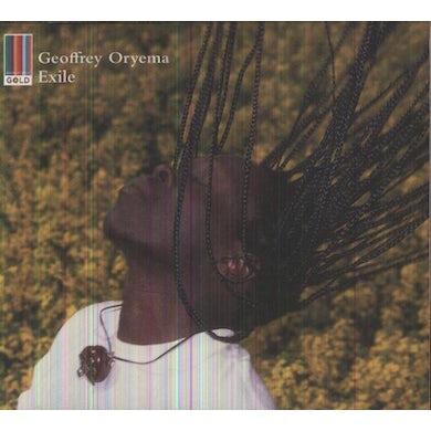 Geoffrey Oryema EXILE CD