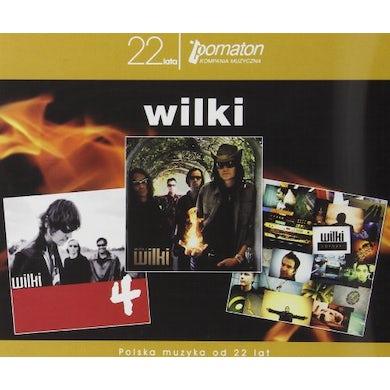 WILKI KOLEKCJA 22.LECIA POMATONU CD