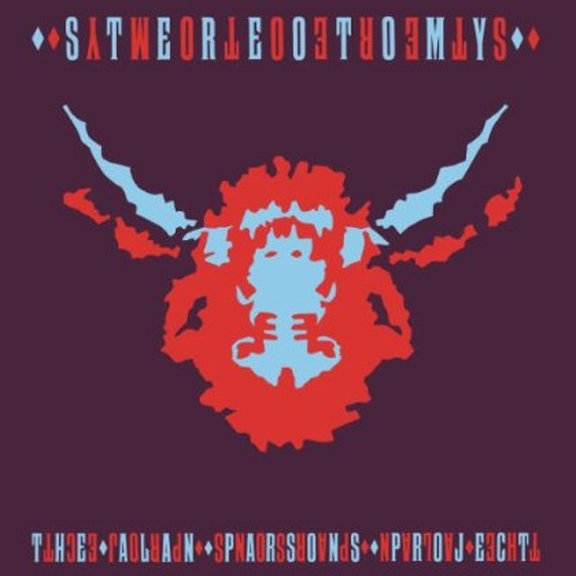 Alan Parsons STEREOTOMY Vinyl Record