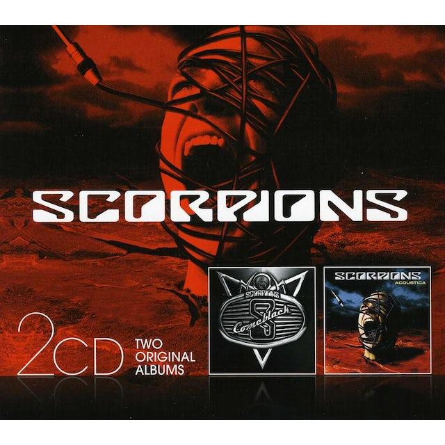 Scorpions COMEBLACK / ACOUSTICA CD