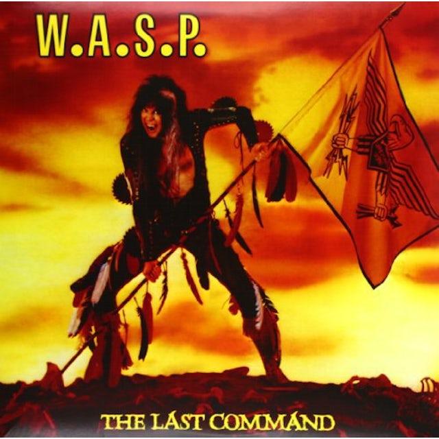 W.A.S.P LAST COMMAND Vinyl Record