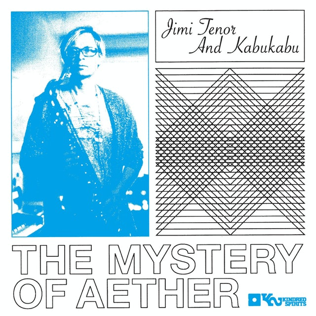 Jimi Tenor & Kabu Kabu MYSTERY OF AETHER Vinyl Record