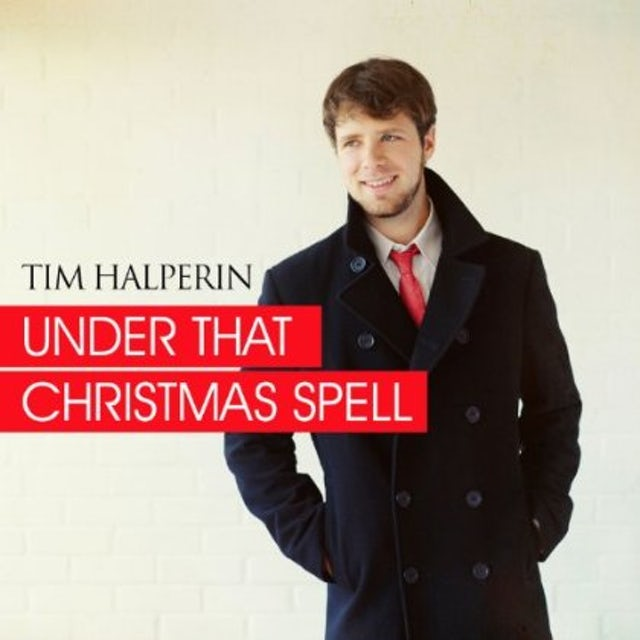Tim Halperin UNDER THAT CHRISTMAS SPELL CD