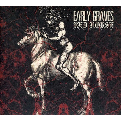 Early Graves RED HORSE CD