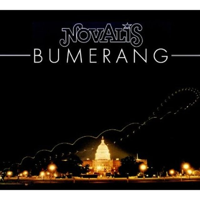 Novalis BUMERANG CD