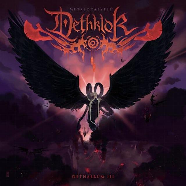 Metalocalypse: Dethklok DETHALBUM III Vinyl Record