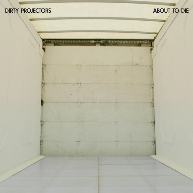Dirty Projectors ABOUT TO DIE Vinyl Record