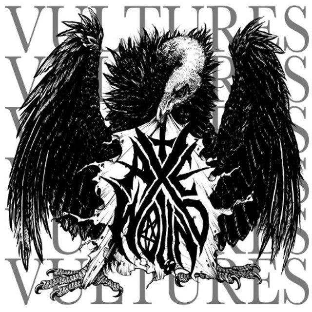 Axewound VULTURES Vinyl Record