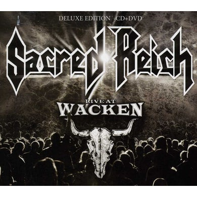 Sacred Reich LIVE AT WACKEN CD