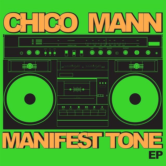 Chico Mann MANIFEST TONE Vinyl Record