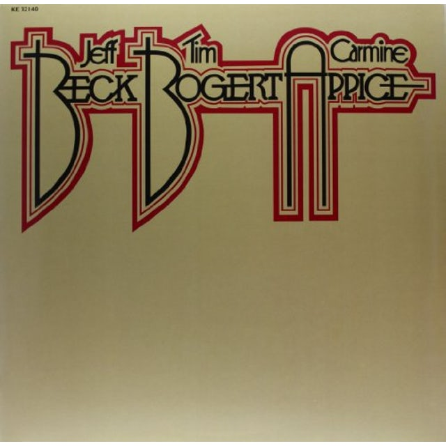 BOGERT BECK & APPICE Vinyl Record
