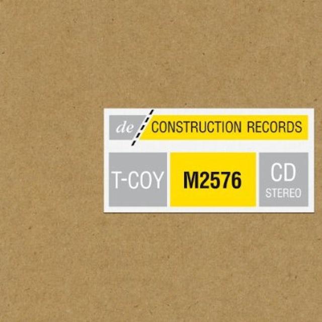 T-Coy CARINO & SINGLES CD