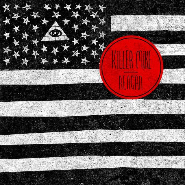 Killer Mike REAGAN Vinyl Record