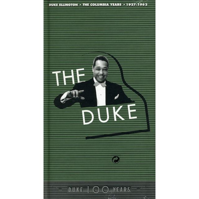 Duke Ellington DUKE: COLUMBIA YEARS 1927 - 1962 CD