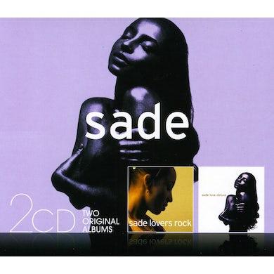 Sade LOVERS ROCK / LOVE DELUXE CD