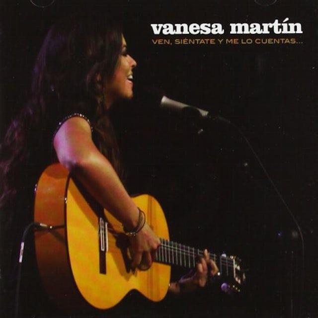 Vanesa Martin VEN SIENTATE Y ME LO CUENTAS CD