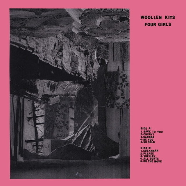 Woollen Kits FOUR GIRLS Vinyl Record