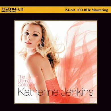 Katherine Jenkins ULTIMATE COLLECTION CD