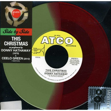 CeeLo Green  THIS CHRISTMAS Vinyl Record