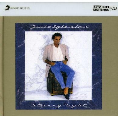 Julio Iglesias STARRY NIGHT CD