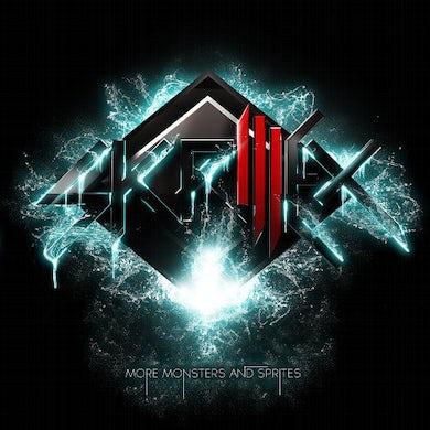 Skrillex MORE MONSTERS & SPRITES Vinyl Record