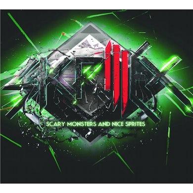 Skrillex SCARY MONSTERS & NICE SPRITES Vinyl Record