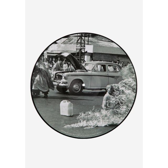 Rage Against The Machine PICTURE DISC) Vinyl Record