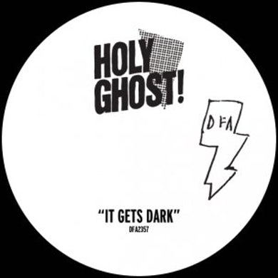 Holy Ghost! IT GETS DARK Vinyl Record