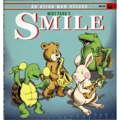 Mike Park SMILE CD