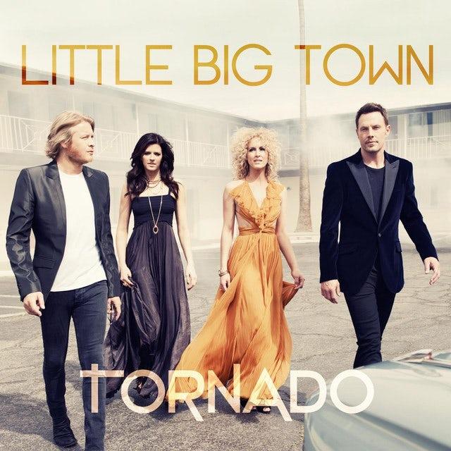 Little Big Town TORNADO Vinyl Record