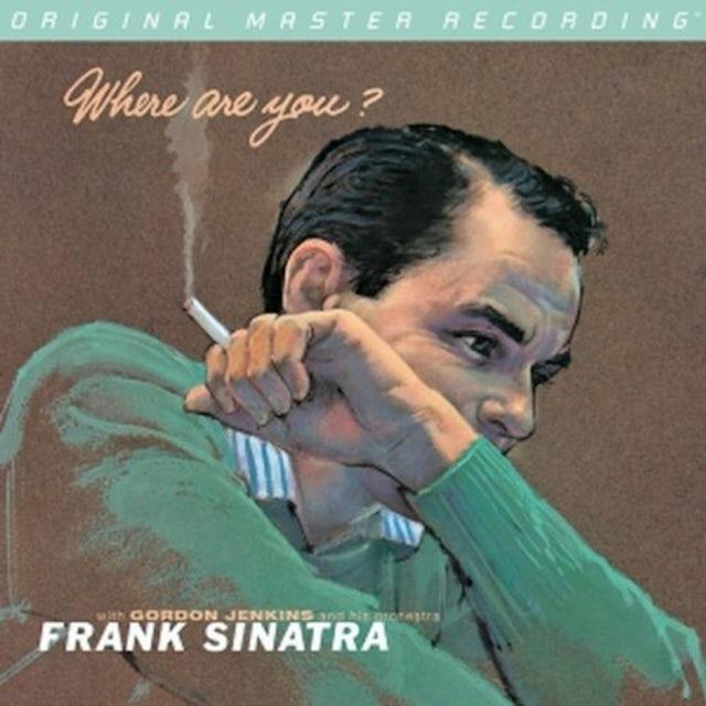 Frank Sinatra WHERE ARE YOU Vinyl Record