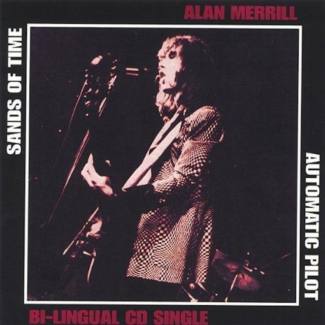 Alan Merrill SANDS OF TIME CD