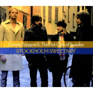 Connie Evingson STOCKHOLM SWEETNIN CD