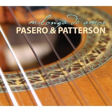 Stevan Pasero MILONGA DE AMOR CD