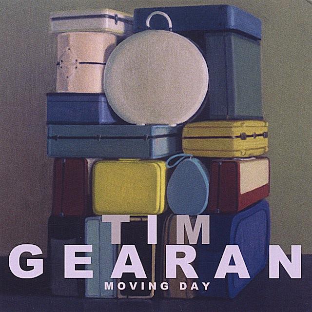 Tim Gearan MOVING DAY CD