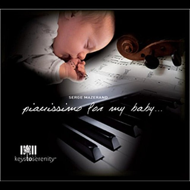 Serge Mazerand PIANISSIMO FOR MY BABY CD