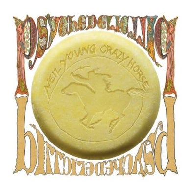 Neil Young & Crazy Horse PSYCHEDELIC PILL Blu-ray Audio